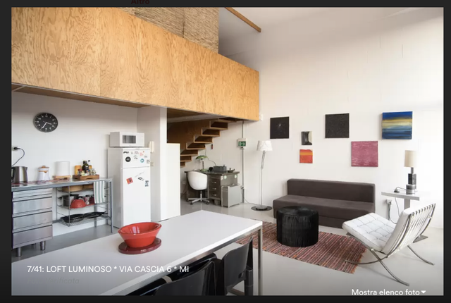 Appartamento in affitto 750 milano via privata cascia for Case affitto privati milano